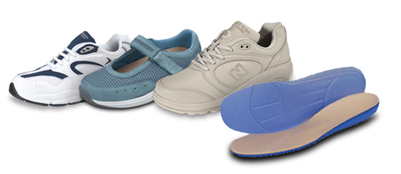 Diabetic shoes & inserts