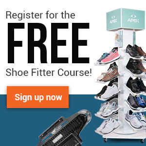 Sign up for the FREE Shoefitter Course!
